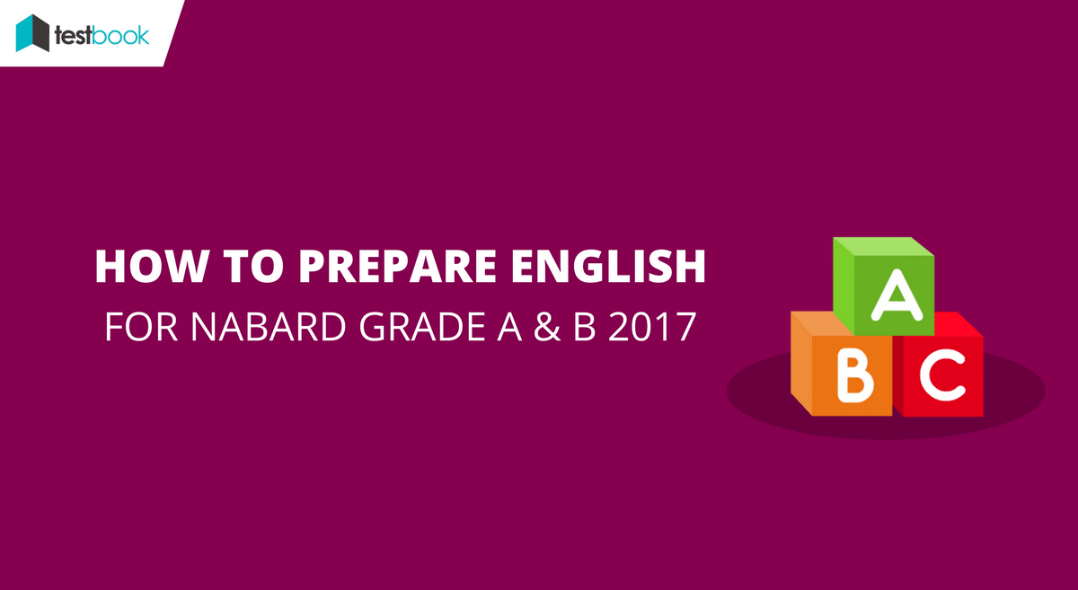 how to prepare english for NABARD 2017