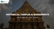 Temples and Monuments