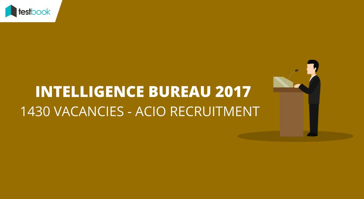 IB Recruitment - Testbook