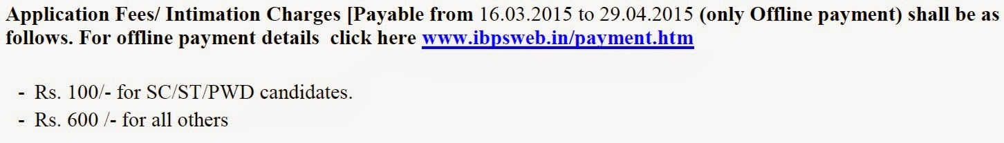 Important Notice from IBPS About Fake Recruitment Notices