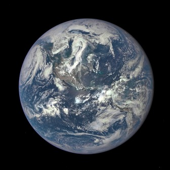 Important Current Affairs 21st july 2015 - earth-from-space-dscovr