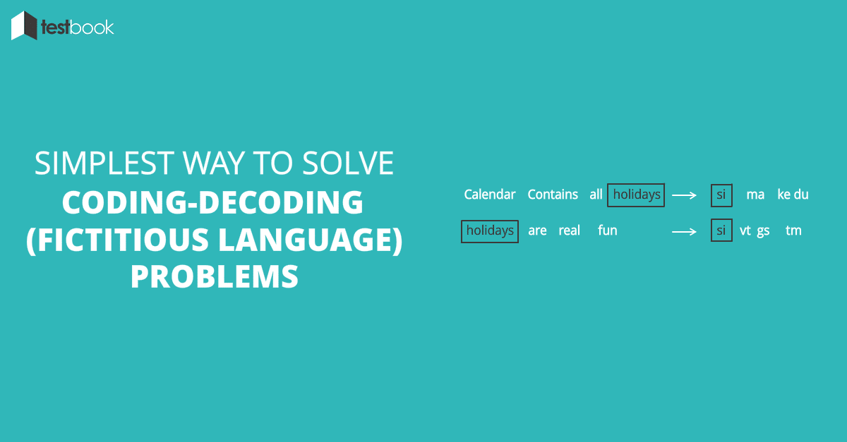 Coding Decoding in Fictitious Language