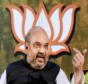 Amit Shah Re-elected BJP President Again