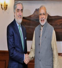 India, Afghanistan Ink Pact for Visa-Free Travel