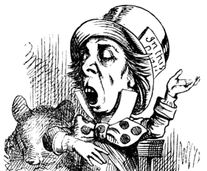 Expected Phrases and Idioms for SSC and Banking Exams - Mad as a hatter