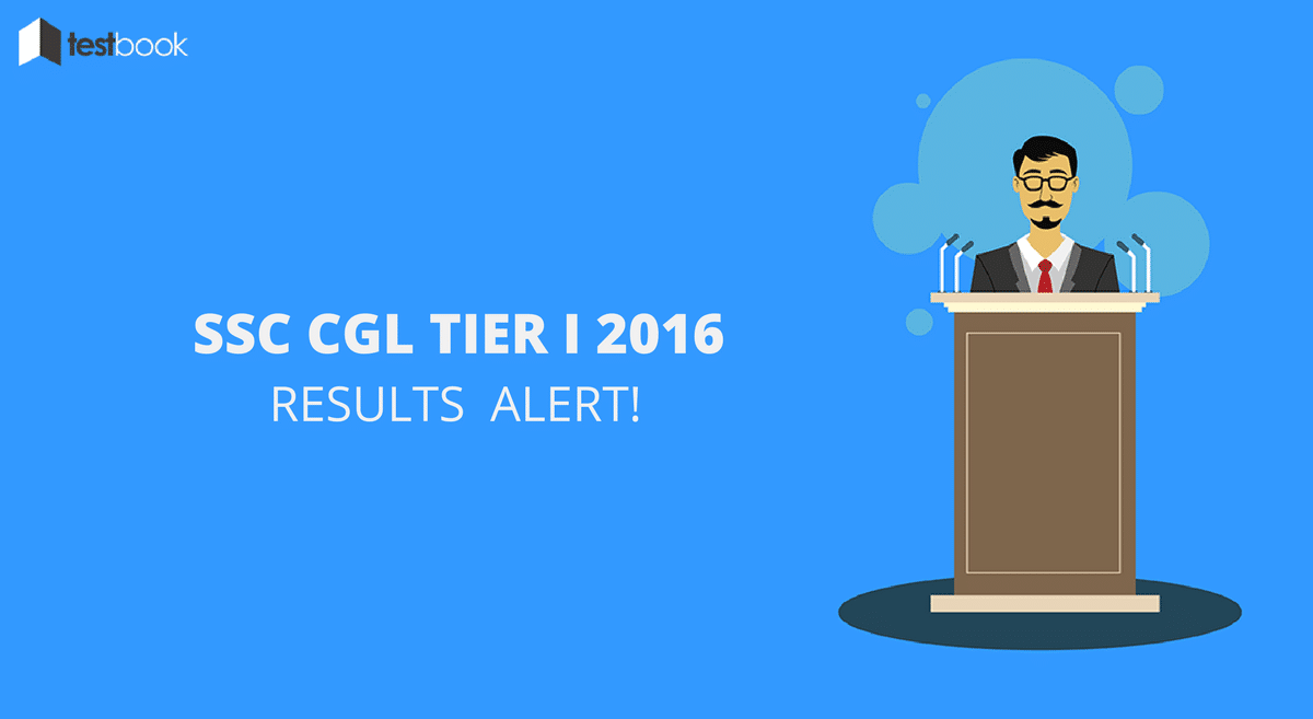 SSC CGL Tier I Results To be Announced