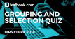 Grouping and Selection Quiz 1 for Banking - Testbook