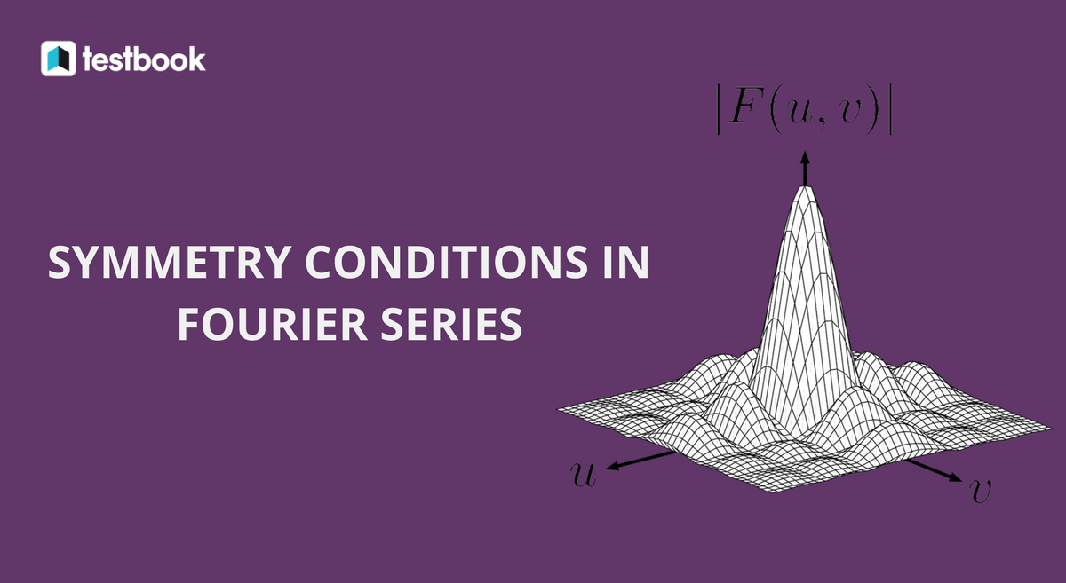 Symmetry Conditions in Fourier Series