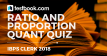 Ratio Proportion Quiz 2 for Banking - Testbook