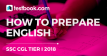 English for SSC CGL - Testbook
