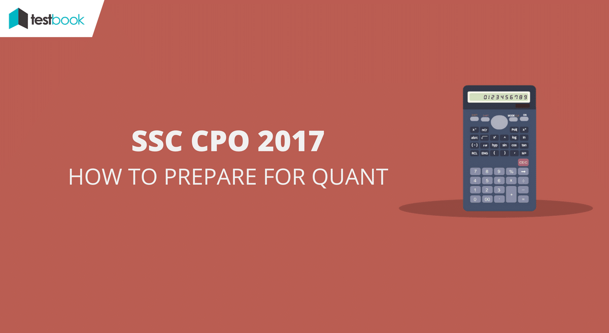 How to prepare for ssc cpo quant