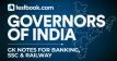 Governors in India Testbook
