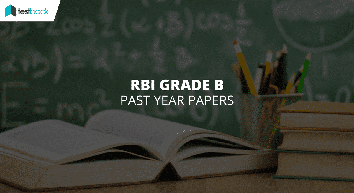 RBI Grade B Papers