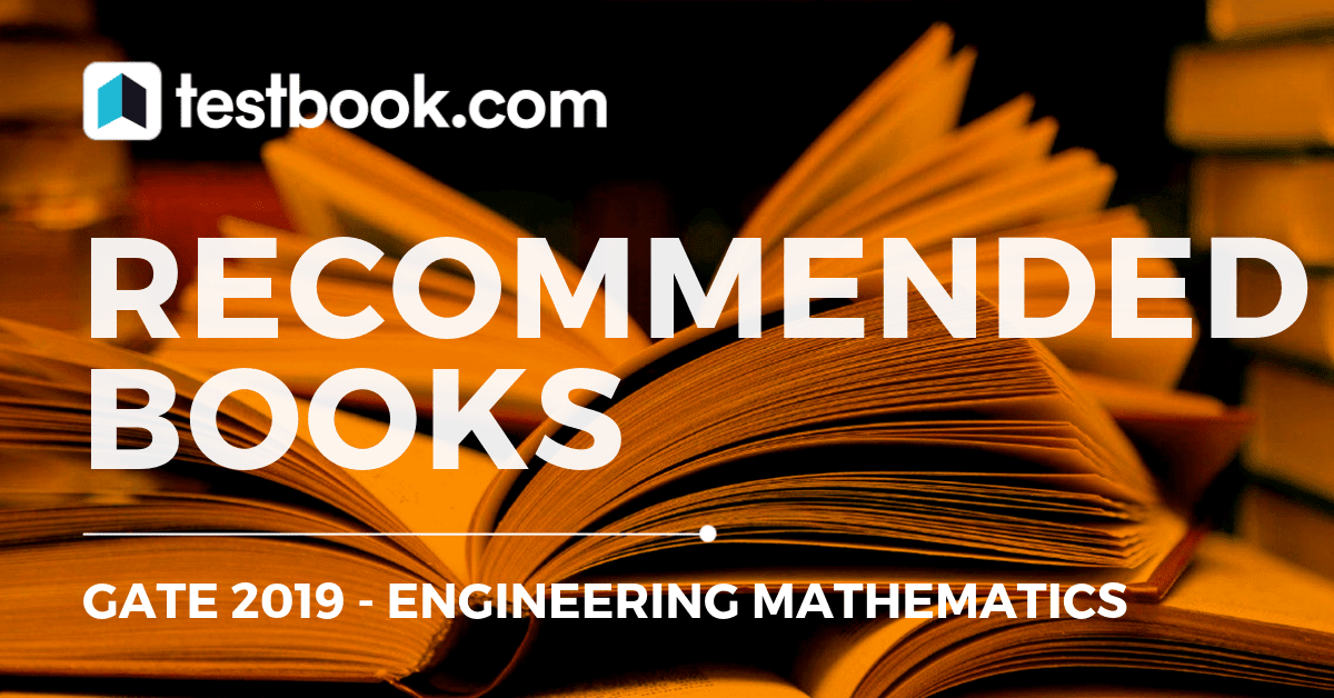Books for Engineering Mathematics - Testbook