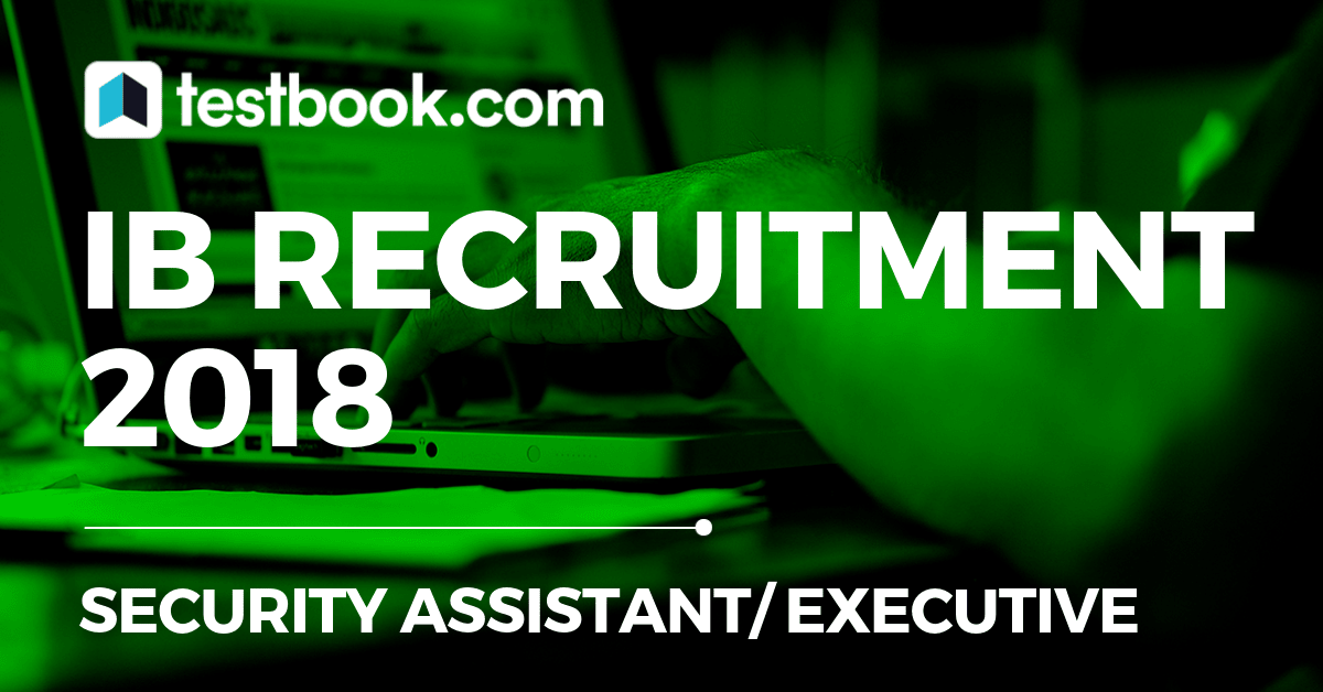 IB Recruitment Testbook
