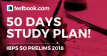 IBPS SO Study Schedule - Testbook