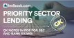 Priority Sector Lending - Testbook
