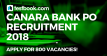 Canara Bank Recruitment - TestbookCanara Bank Recruitment - Testbook