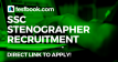 SSC Stenographer Recruitment Testbook