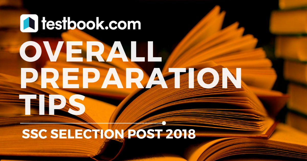 SSC Selection Post Preparation - Testbook