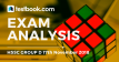HSSC Group D Analysis 17th November 2018 - Testbook