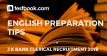 J K Bank English Preparation - Testbook