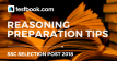 SSC Selection Post Reasoning Preparation - Testbook