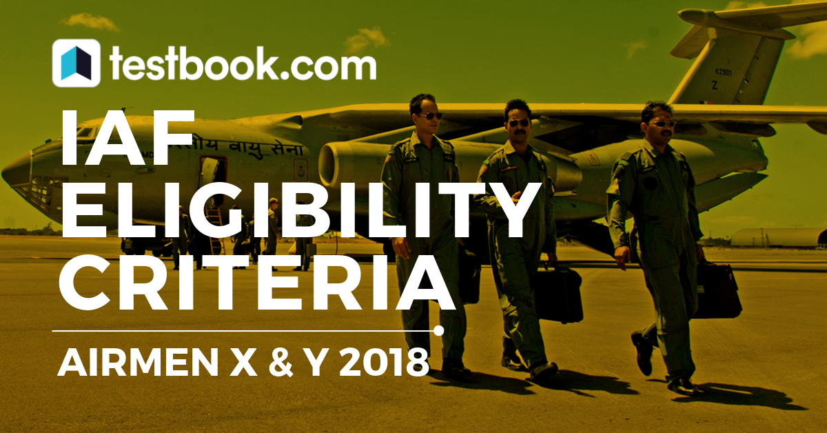 Indian Air Force Eligibility