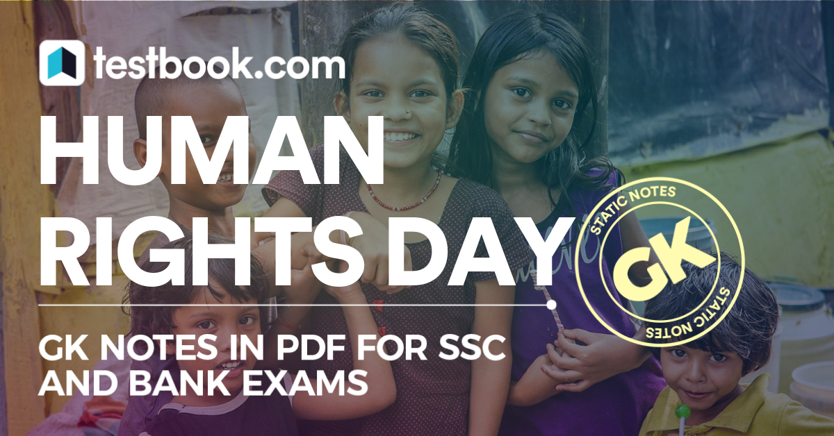 Human Rights Day - Testbook