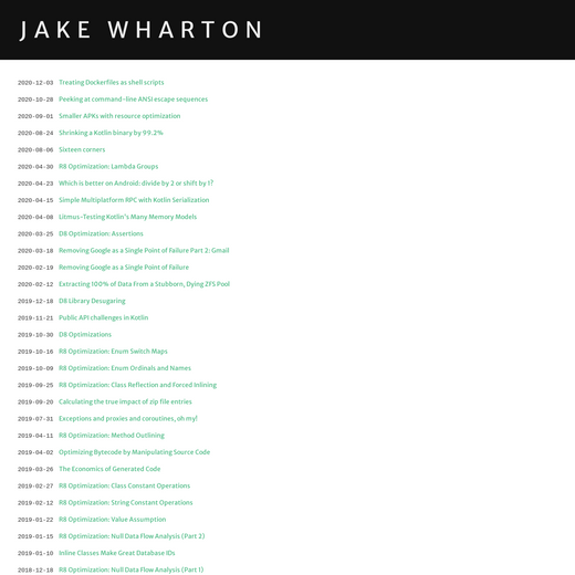 Jake Wharton