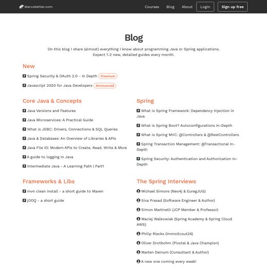 Marco Behler's Blog