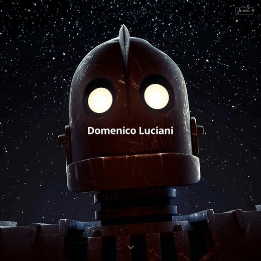 Domenico Luciani's Blog