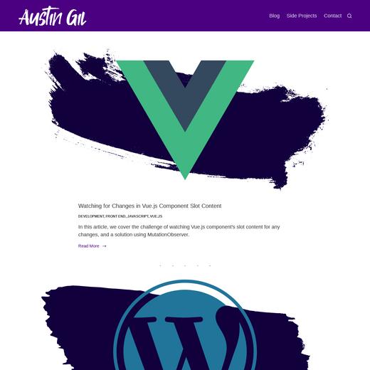 Austin Gil's blog