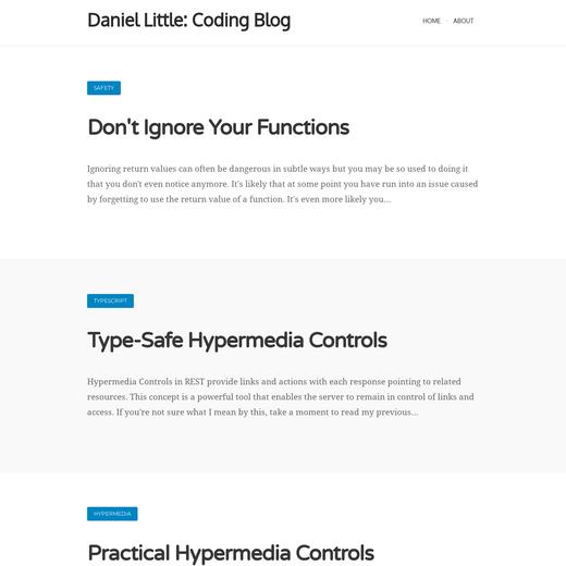 Daniel Little's Blog