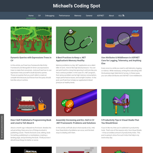 Michael's Coding Spot