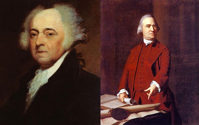 John Adams samuel