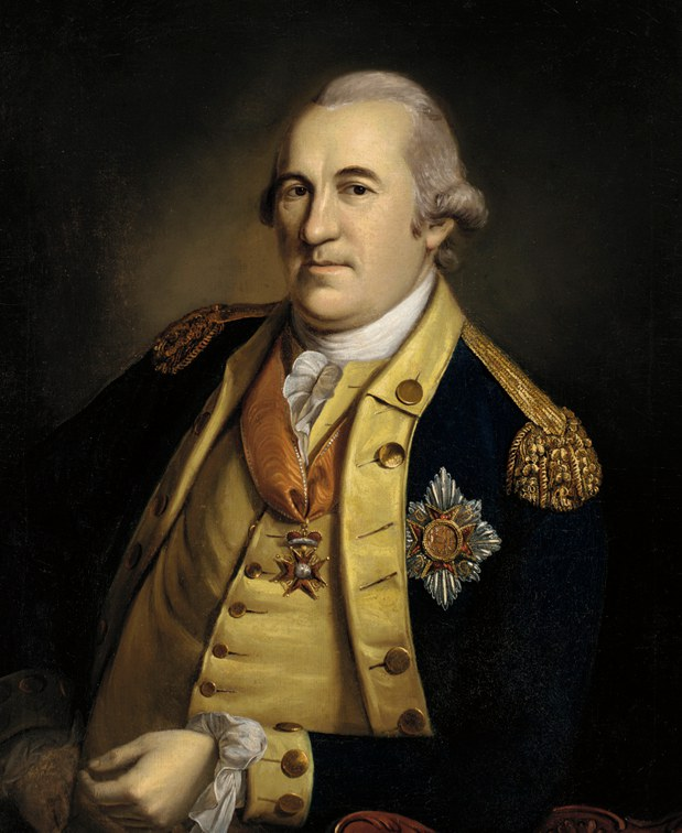 revolution Baron von Stuben