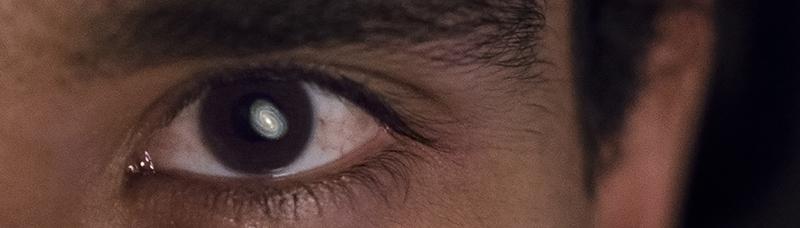 cha sanabria eye galaxy