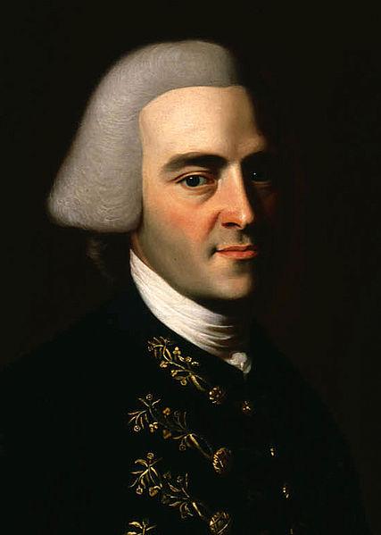 John Hancock presidente Congreso Continental