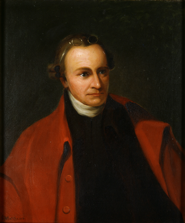 Patrick Henry American attorney planter politician kindled movement independence Virginia