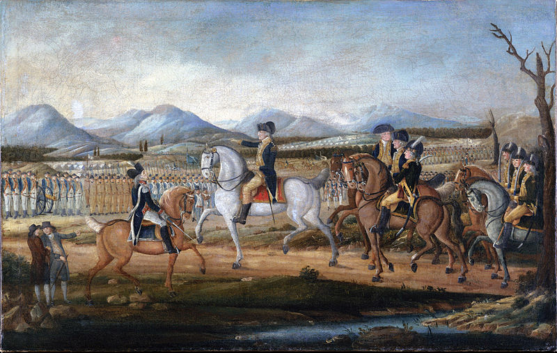 George Washington Fuerte Cumberland Maryland Pennsylvania rebelión whiskey Hamilton Hércules en el campo