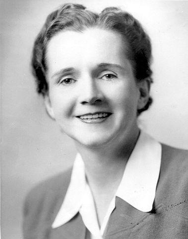 Rachel Carson author Silent Spring