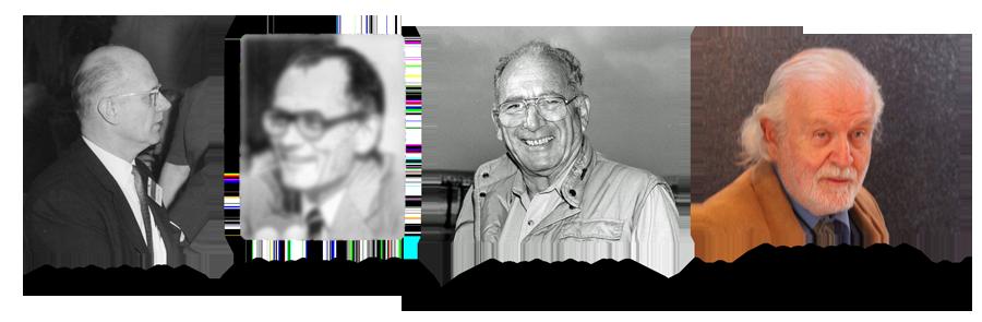 assholes Frederick Seitz, Robert Jastrow, Bill Nierenberg Fred Singer
