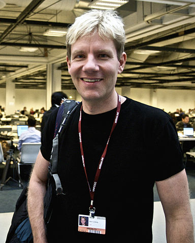 Bjørn Lomborg Danish author environmental skeptic