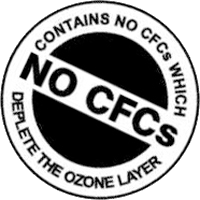 No FCF deplete ozone layer regulation