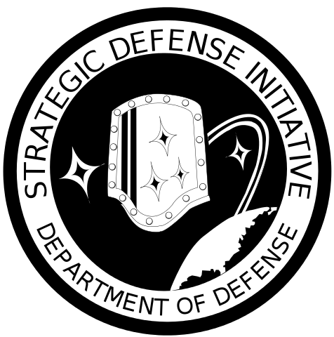 logo Strategic Defense Initiative Star Wars