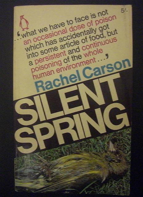 Primavera Silenciosa Rachel Carson penguin
