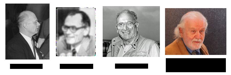 comerciantes duda cabrones Frederick Seitz Robert Jastrow Bill Nierenberg Fred Singer