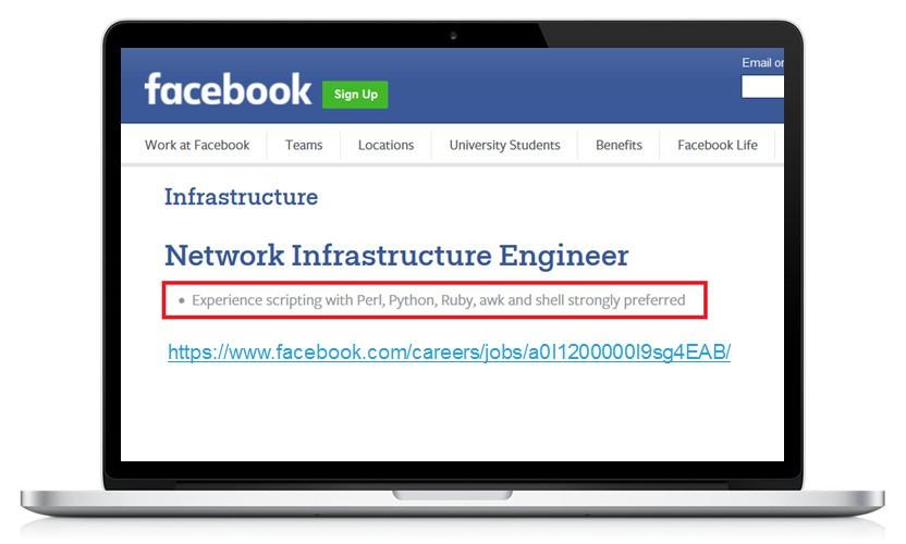 network engineers ad