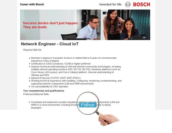 network engineer adv
